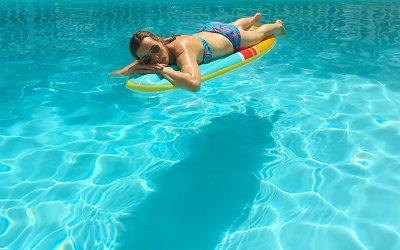 Uitrusten op vakantie?